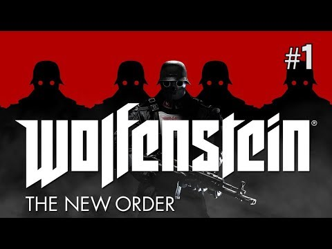 Twitch Livestream | Wolfenstein: The New Order Part 1 [PC]