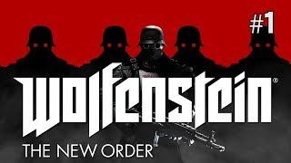 Twitch Livestream | Wolfenstein: The New Order Part 1 [PC]