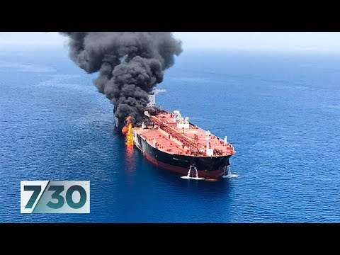 The latest twist in decades of confrontation between Iran and USA   7.30
