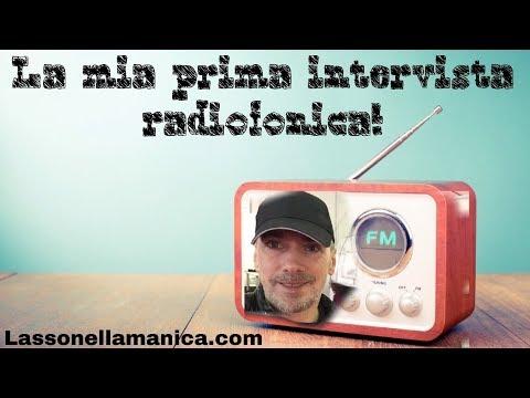 Intervista per Live Social Radio Canale Italia | Lassonellamanica.com