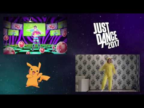 just dance 2017 unlimited je sais pas danser pikachu. Black Bedroom Furniture Sets. Home Design Ideas
