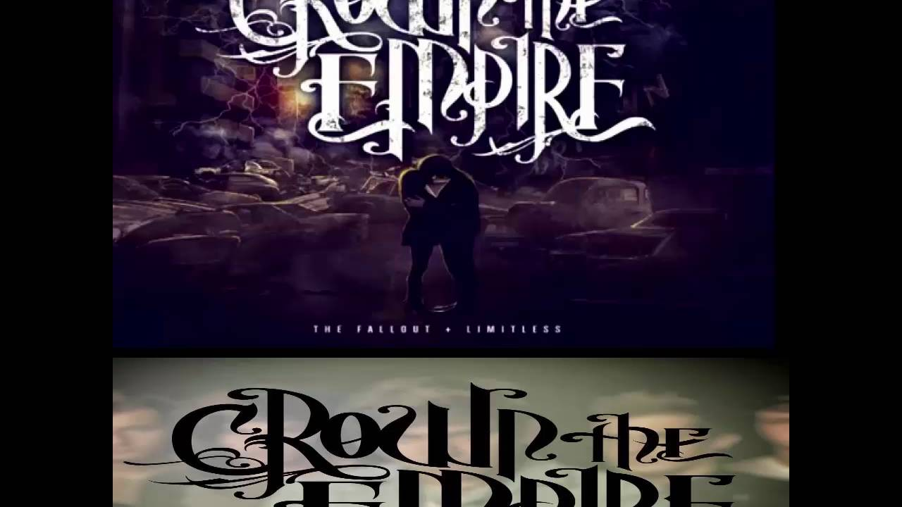 Crown The Empire The Fallout Album Art Crown the Empire Limit...