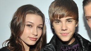 More celebrity news ►► http://bit.ly/subclevvernews omg yes that was footage of now-fiances justin bieber and hailey baldwin meeting for the very first itme ...