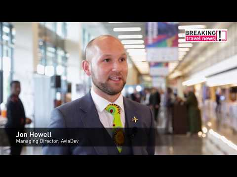 Jon Howell, managing director, AviaDev