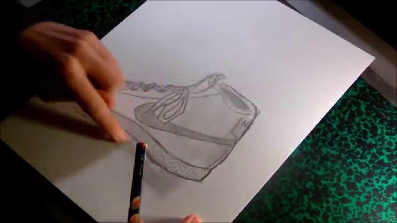 Dessin De Nike Blazer Par Dessinetout