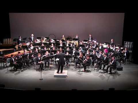 Azusa Pacific University Wind Ensemble: Danzon #2 by Arturo Marquez