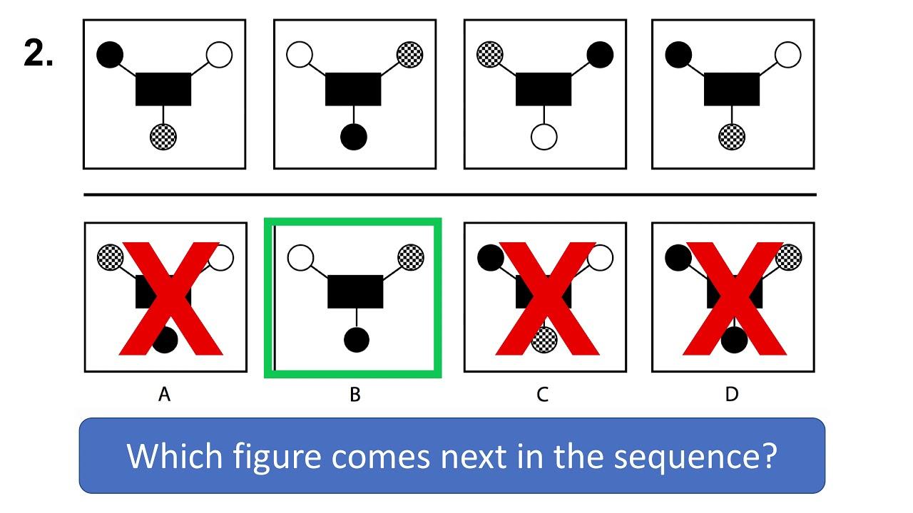 Iq  Aptitude And Diagrammatic Reasoning Tests