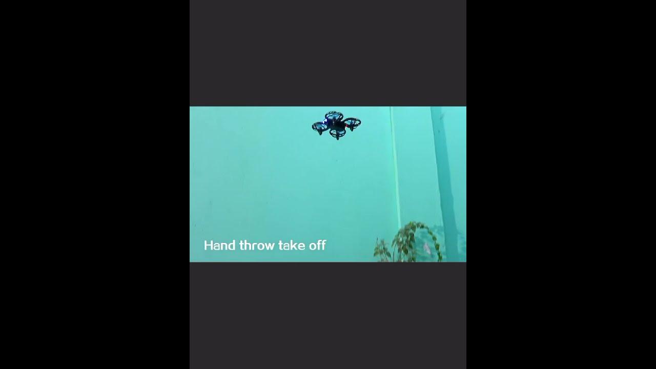 V8 New Mini Drone 4K 1080P HD Camera WiFi Fpv Air Pressure Height Maintain Foldable # short video картинки
