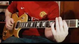 Alter Bridge - Farther than the sun ( Cover w/ solo )