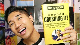 """PURCHASED """"CRUSHING IT"""" by Gary Vaynerchuk #Vaynernation"""
