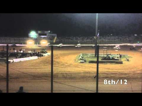 Southern United Sprints at Gator Motorplex A-Main Feature 3/5/16
