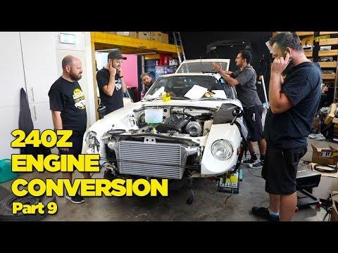 240Z - RB26 Engine Conversion [PART 9]
