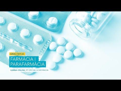 Cicle formatiu de Grau Mitjà de Farmàcia y Parafarmàcia from YouTube · Duration:  1 minutes 19 seconds