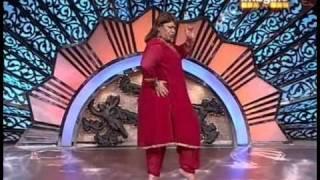 Rati Pandey- Nupur-Miley jab Hum Tum-Nachle ve-17thNov Part1