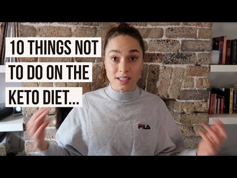 10-things-not-to-do-on-the-keto-diet
