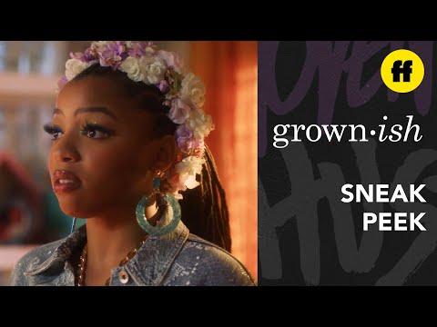Download grown-ish Season 4 Summer Finale   Sneak Peek: Jazz Has Second Thoughts About Des   Freeform