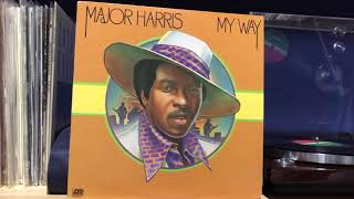 MAJOR HARRIS - Loving You Is Mellow - 1974  ATLANTIC Records