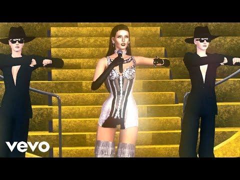 Jennifer Lopez - Dinero (Live at SCA 2018) ft. Cardi B & DJ Khaled