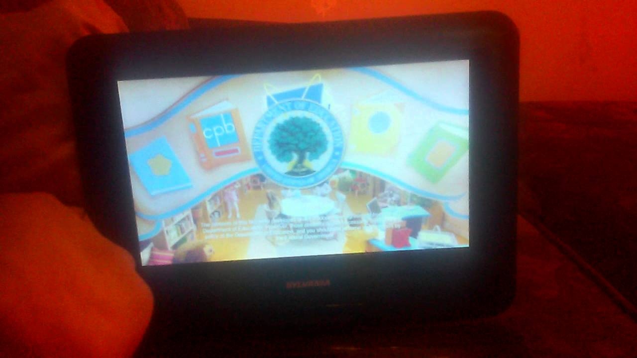 Opening and closing to super why twas the night before Christmas ...