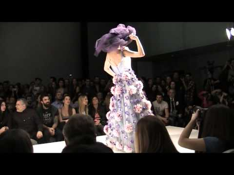 Aslanis @13th Mercedes-Benz Athens Xclusive Designers Week
