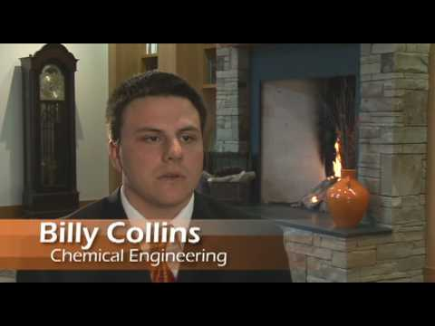 Outstanding Seniors 2010 - Billy Collins