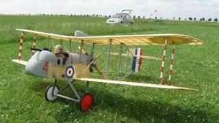 Airco DH-2, 1/4 scale model - part 2