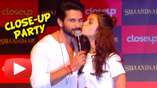 Alia Bhatt And Shahid Kapoor Give Tips To Make The First Move | Close-up First Move Party