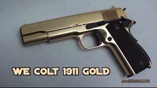 WE-TECH Colt 1911 Gold Edition