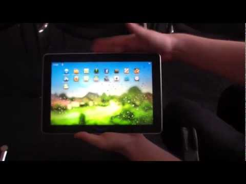 Huawei MediaPad 10 FHD Kurztest auf der IFA