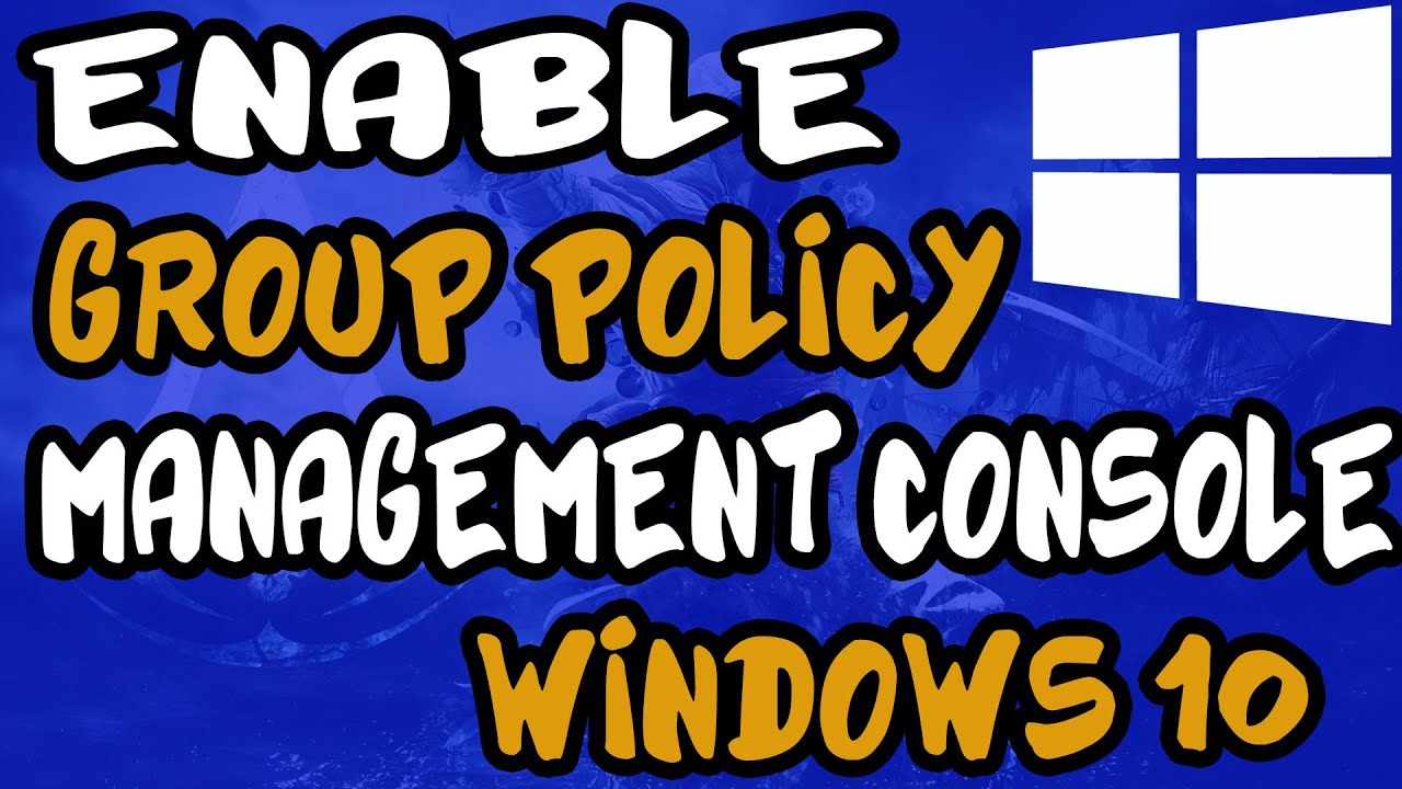 Windows Group Policy: What Is It and How to Use It
