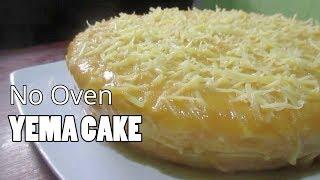 How to make Yema Cake | How to cook Yema Cake without Oven | Yema Cake