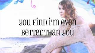 Sparks Fly - Taylor Swift Lyrics on Screen. (FULL SONG & DOWNLOAD)