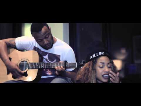 Tiffany Evans - Down Here With You (Van Hunt Cover)