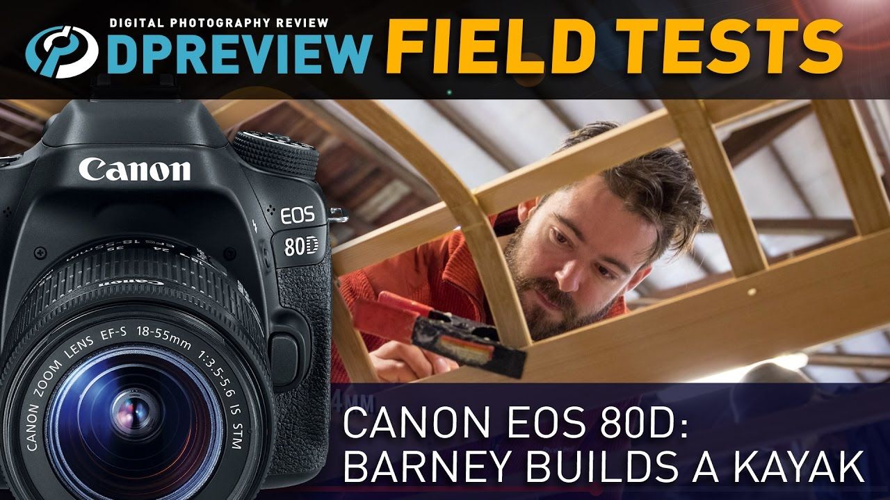 The Canon that can: Canon EOS 80D Review: Digital
