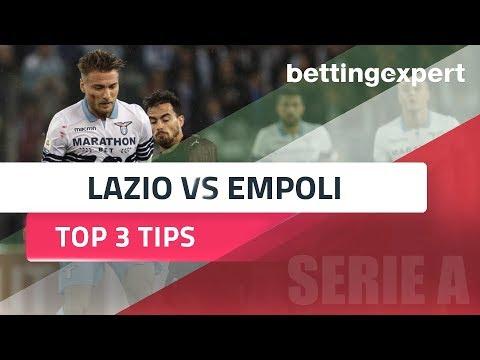 Empoli vs lazio betting expert soccer resto chinois kleinbettingen ecole