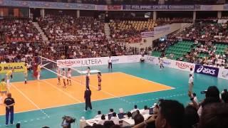 AVC U23 Set 2: Philippines vs Kazakhstan