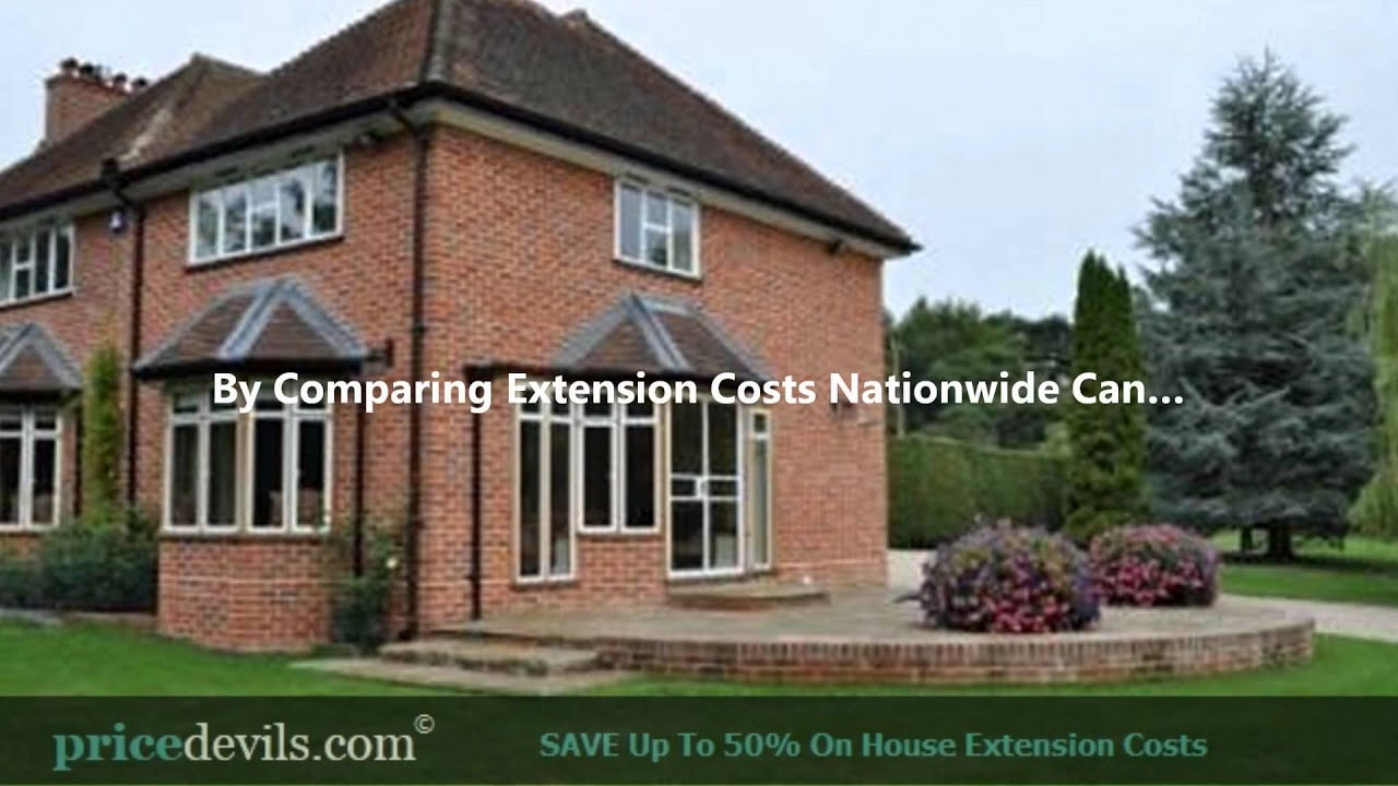 House Extensions | House Extension Costs @ Price Devils