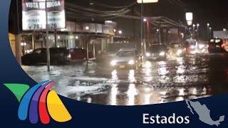 Tormenta sorprende a habitantes de Piedras Negras | Noticias de Coahuila
