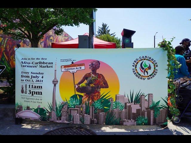 Afro Caribbean Farmers' Market #Gallivanting | CaribbeanPot.com