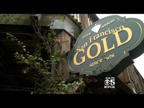 3rd SF Jewelry Heist In Just Weeks Leaves Shop Keepers On Edge