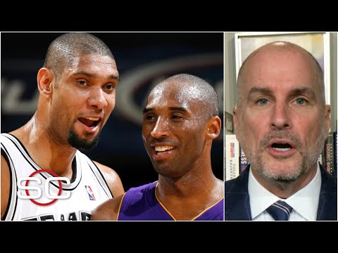 Kobe Bryant, Tim Duncan And Kevin Garnett Headline The Basketball Hall Of Fame Class Of 2020
