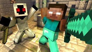 Minecraft: TO ONI NAS ZABILI!