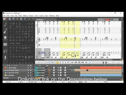 PPAP Guitar Pro (MIDI) Download Gpx Mid