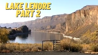 Lake Lenore in Grant County Part 2