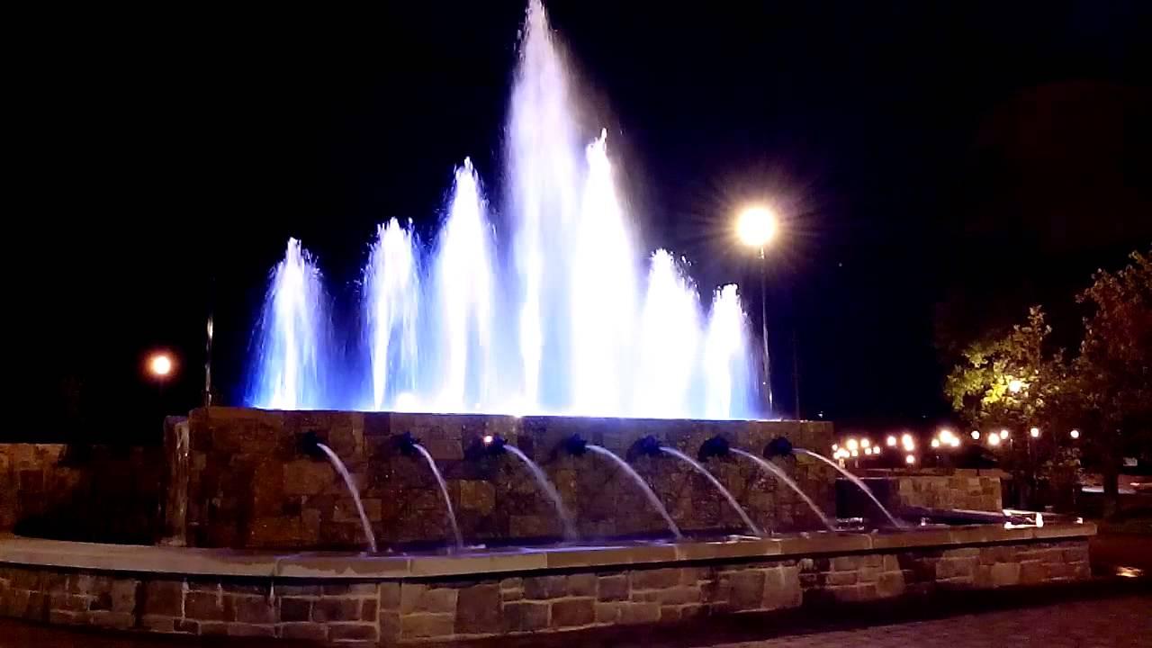 Water fountains virginia - Fountain Downtown Danville Virginia