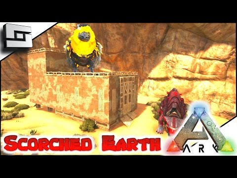 MODDED ARK: Scorched Earth - STRUCTURES PLUS WINNING! E6 ( Ark Survival Evolved Gameplay )