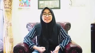 Online Speech Competition by Maiza Rana Zhafira from SMP Islam Sabilillah Malang