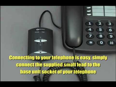 GEEMARC CLA40 TELEFOONHOORN-VERSTERKER
