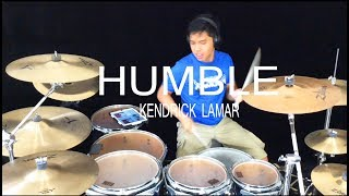 Kendrick Lamar - HUMBLE. - Drum cover