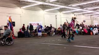 2015 baaits powwow justin goggles jr